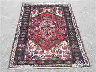 Fine Looking Hand Woven Persian Hamadan 5.1 X 3.2