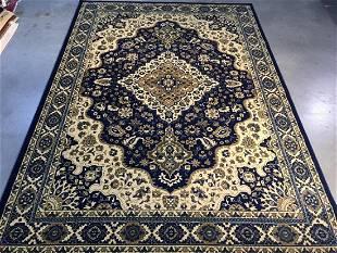 Classic Persian Isfahan Design Area Rug 8x11