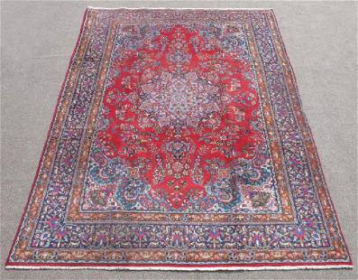 Handmade Semi Antique Persian