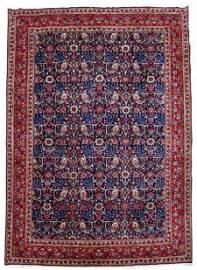 Persian Tabriz, Carpet Handmade Rug 8' X 11'