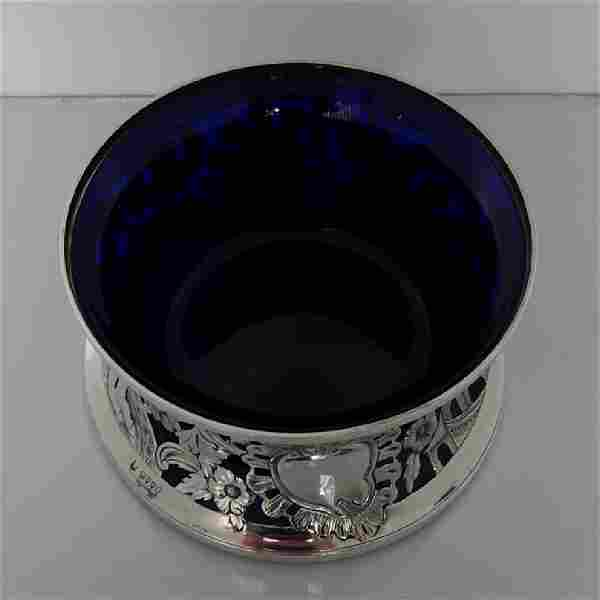 Sterling Silver Dish Ring London 1882 Lamberts