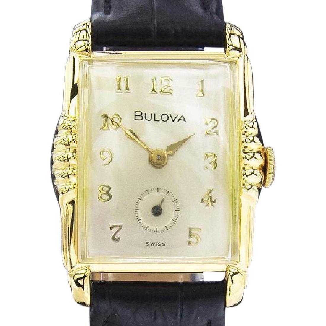 BULOVA | L4 Model | 1940s