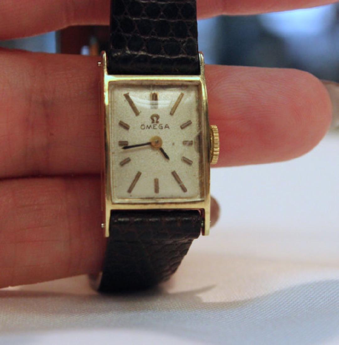 OMEGA | 17 Jewels | 1950s - 3