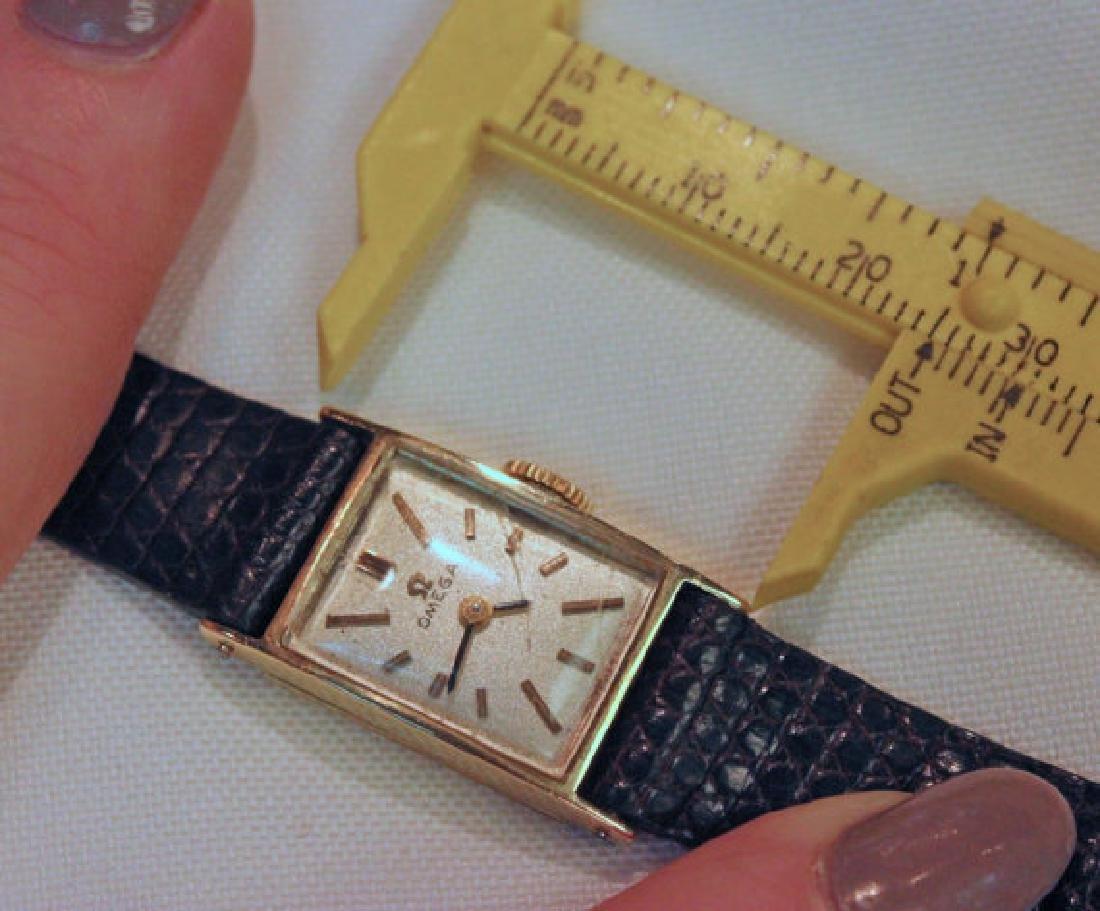 OMEGA | 17 Jewels | 1950s - 4