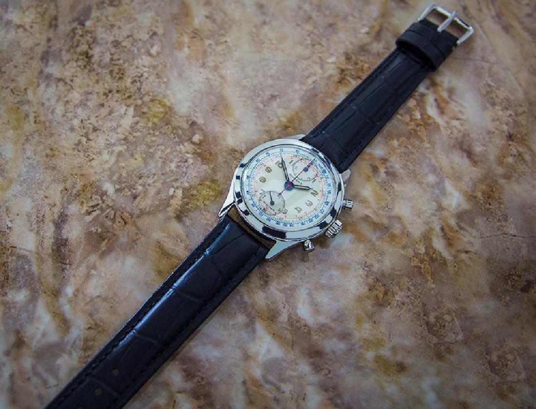 RODANA   Rare Chronograph Venus 170   1950s - 5