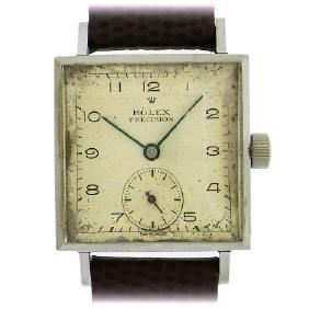 Rolex | Precision, Ref. 3678 | 1940s