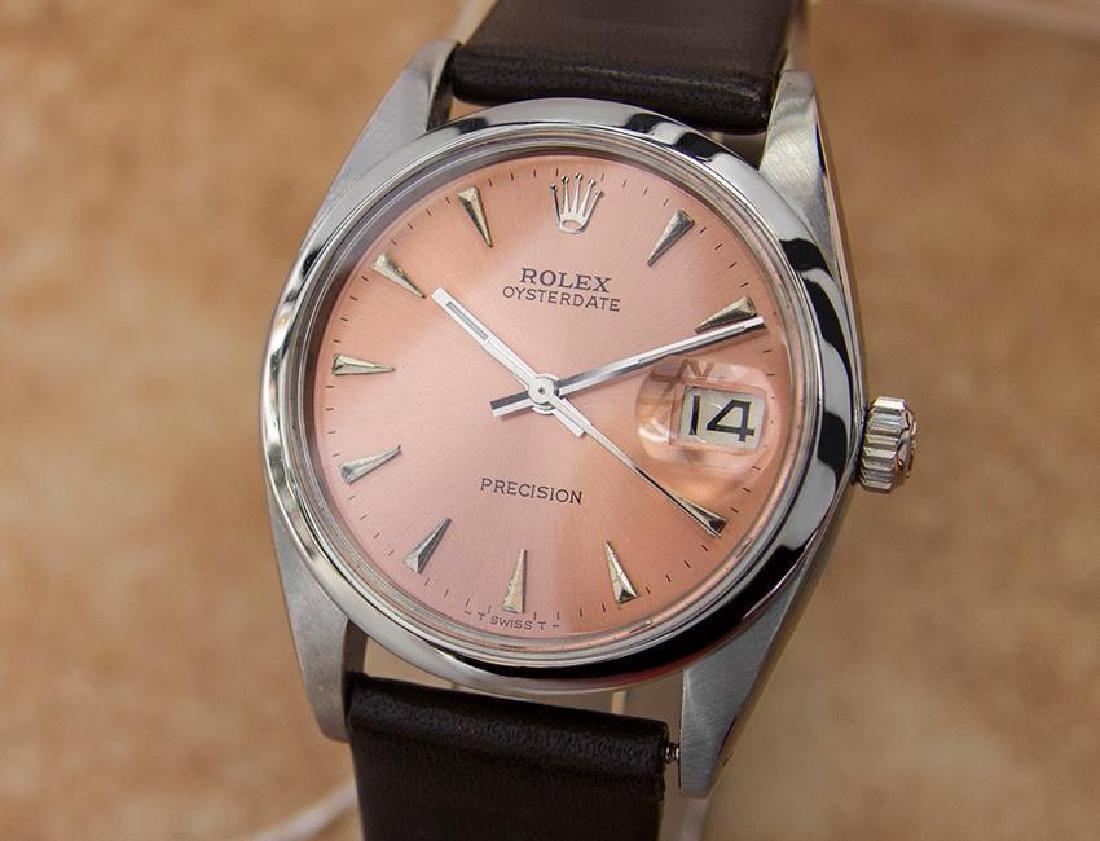 ROLEX | Oysterdate Precision | 1959