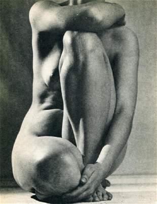 RUTH BERNHARD - Nude