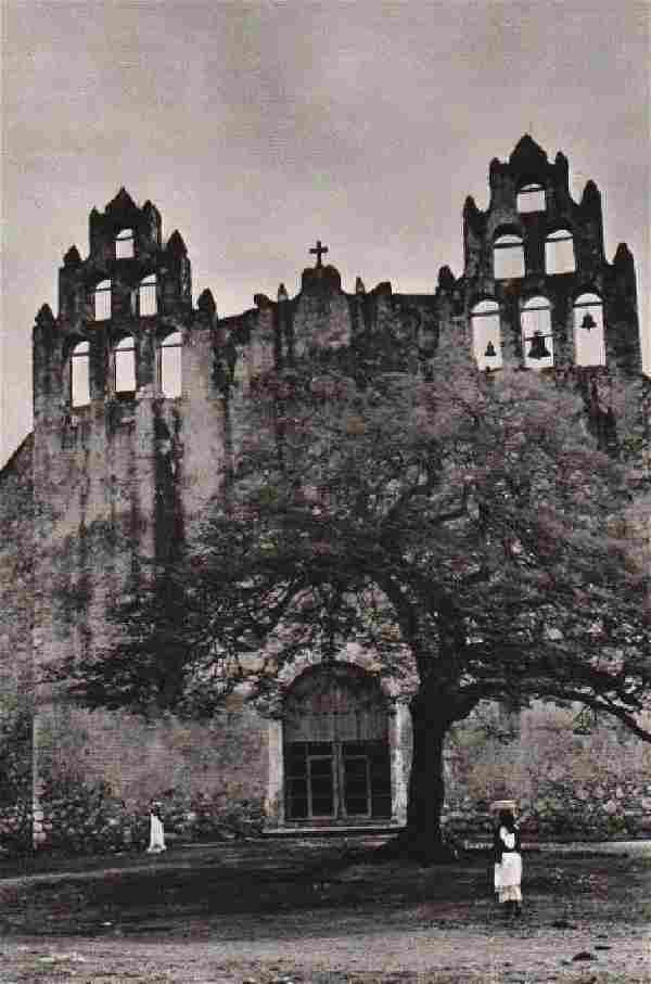 EDOUARD BOUBAT - Mexico, 1955