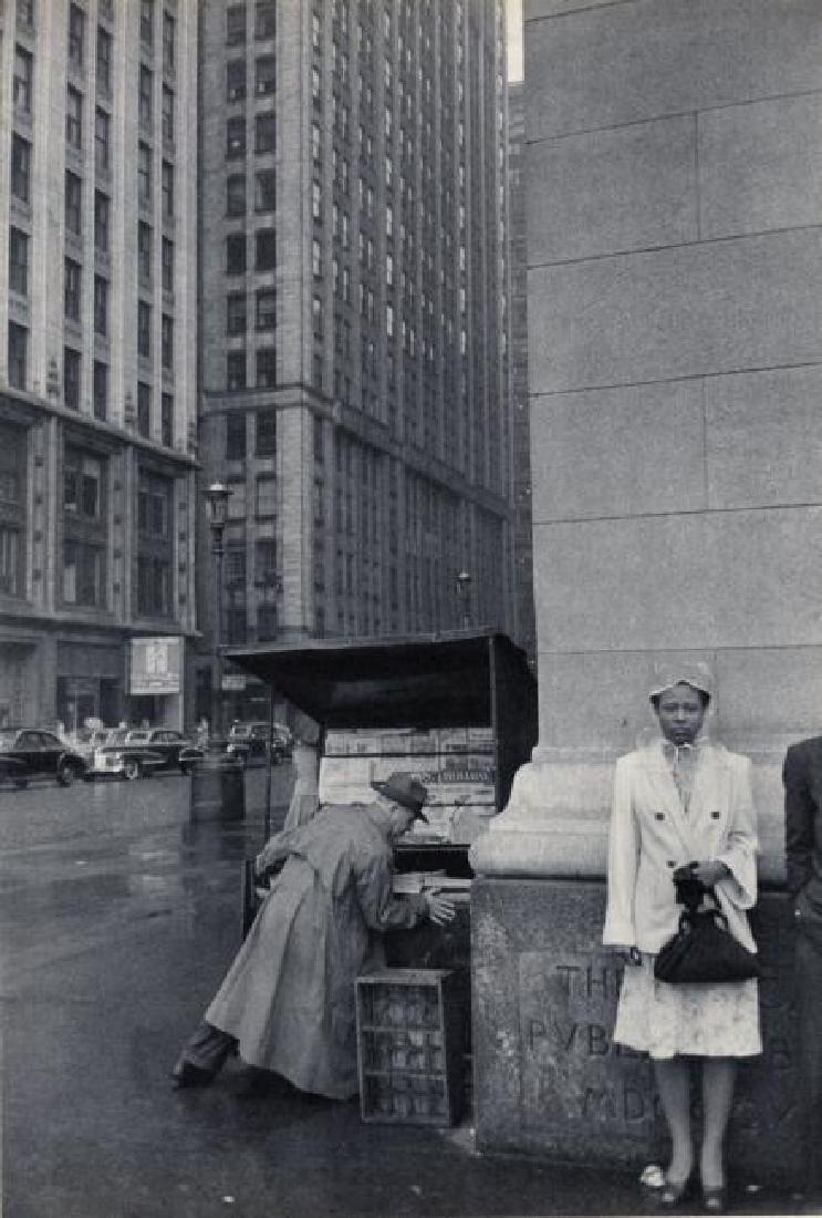 CARTIER-BRESSON - Chicago, 1947