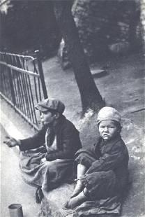 NICHOLAS HAZ - Child Beggars, Moscow