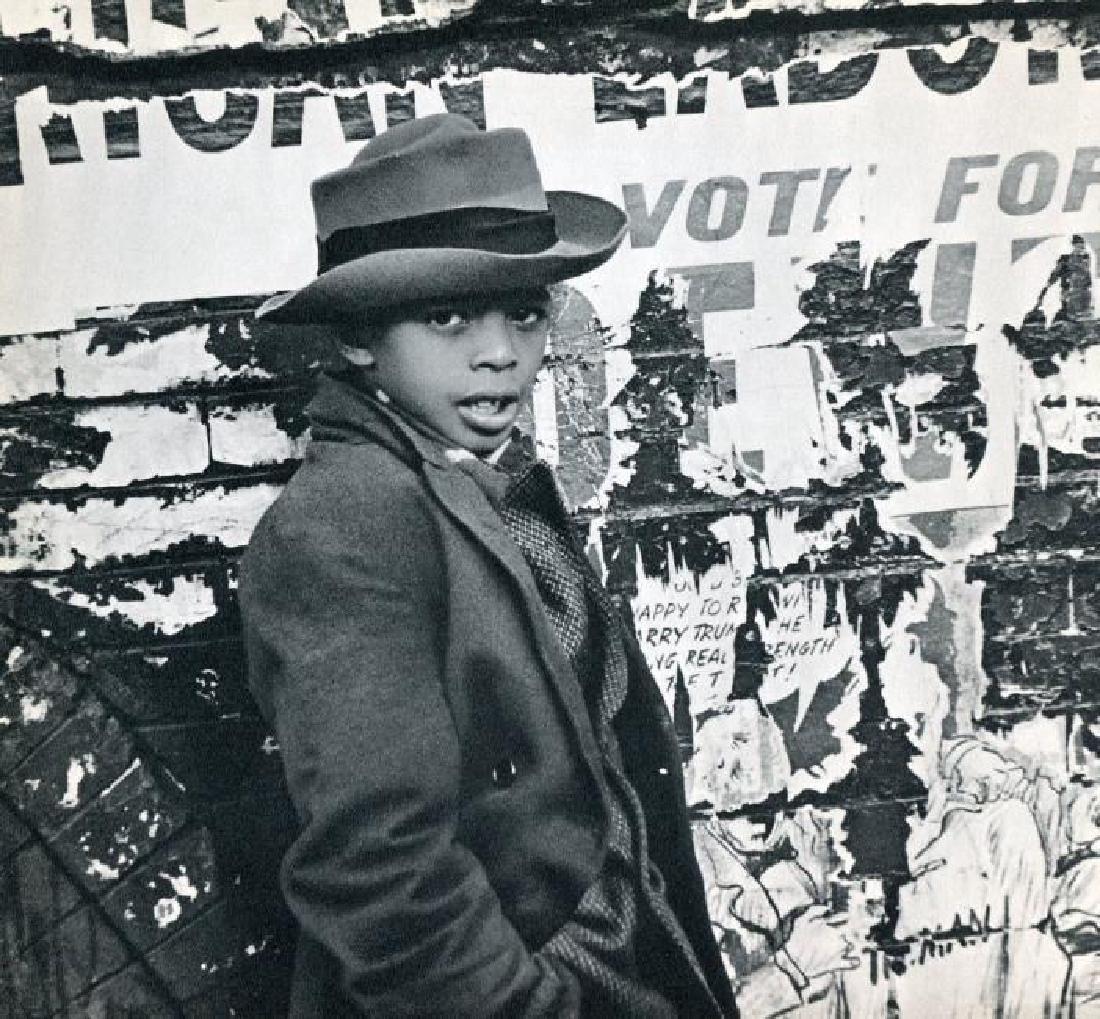 HELEN LEVITT - New York II
