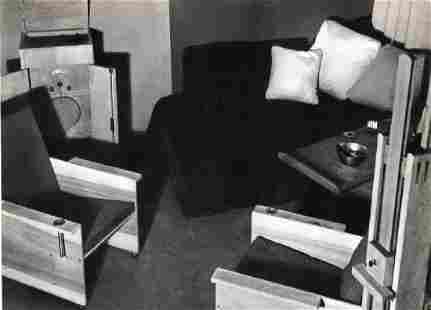 MAN RAY: Modern Interior