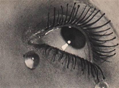 MAN RAY: Glass Tears