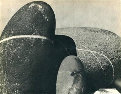 MAN RAY: Rocks