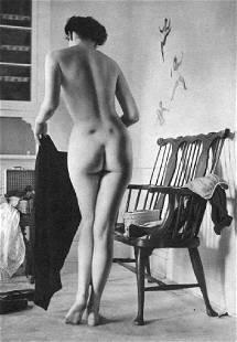 PETER MARTIN - Standing Nude