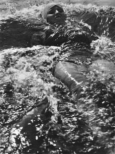 HERBERT MATTER - Swimming