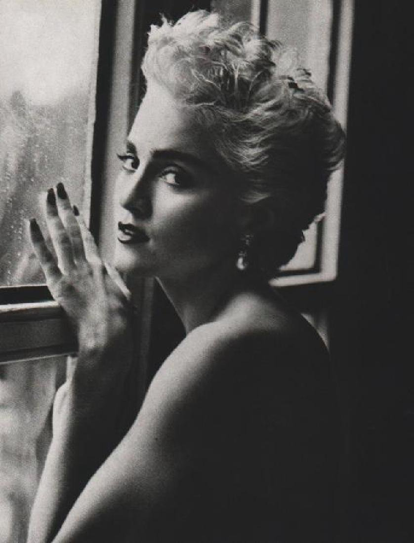 HERB RITTS - Madonna, Los Angeles 1987