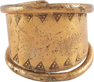Superb Viking Warrior's Ring