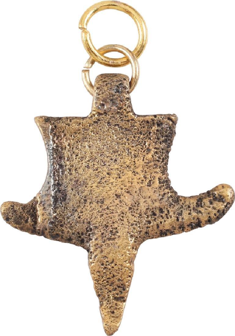 Medieval European Pendant - 2