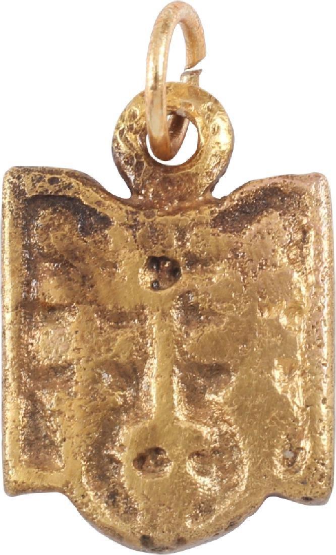 Medieval European Pendant