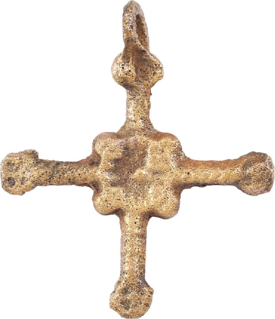 Medieval Christian Converts Cross
