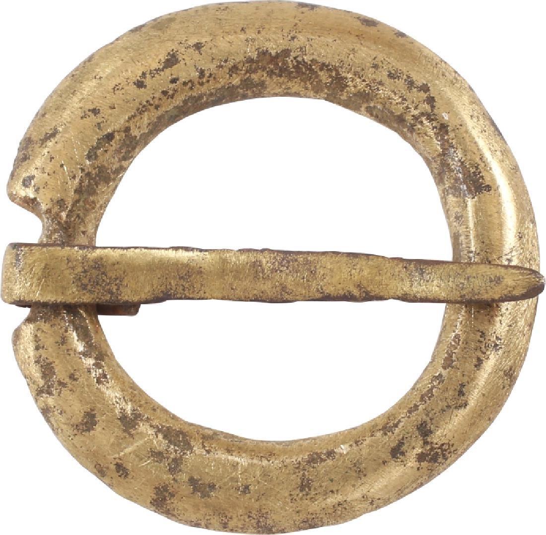 Viking Protective Brooch