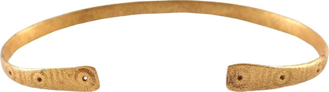 Rare Viking Bracelet