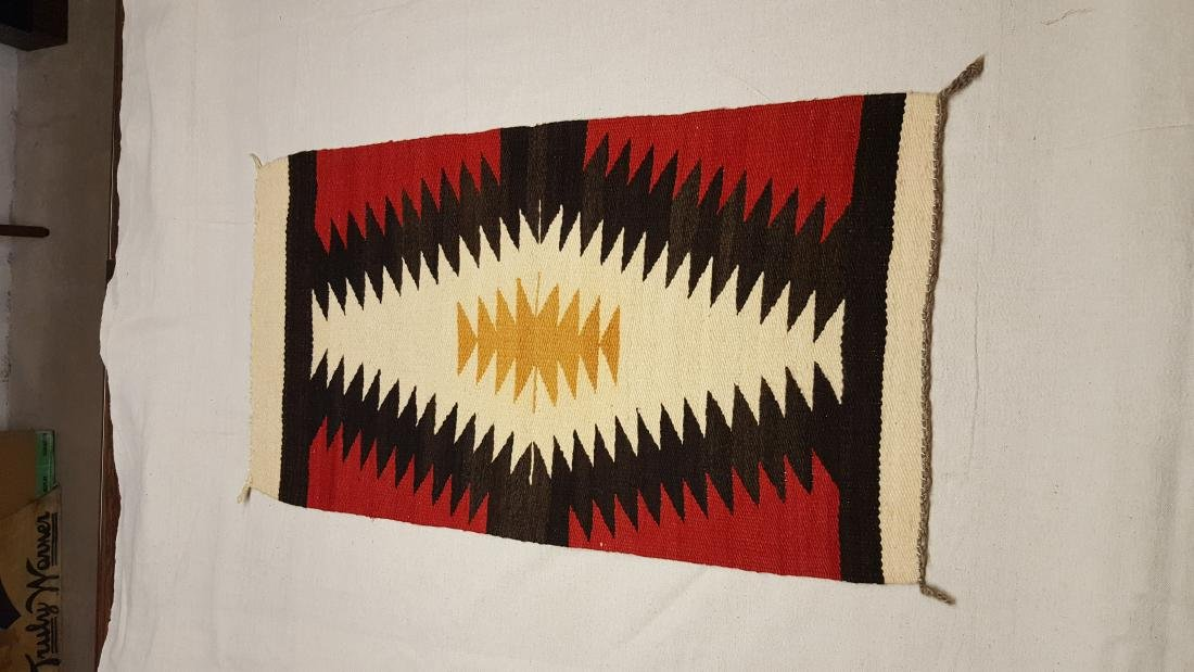 Large Navajo Ganado Throw