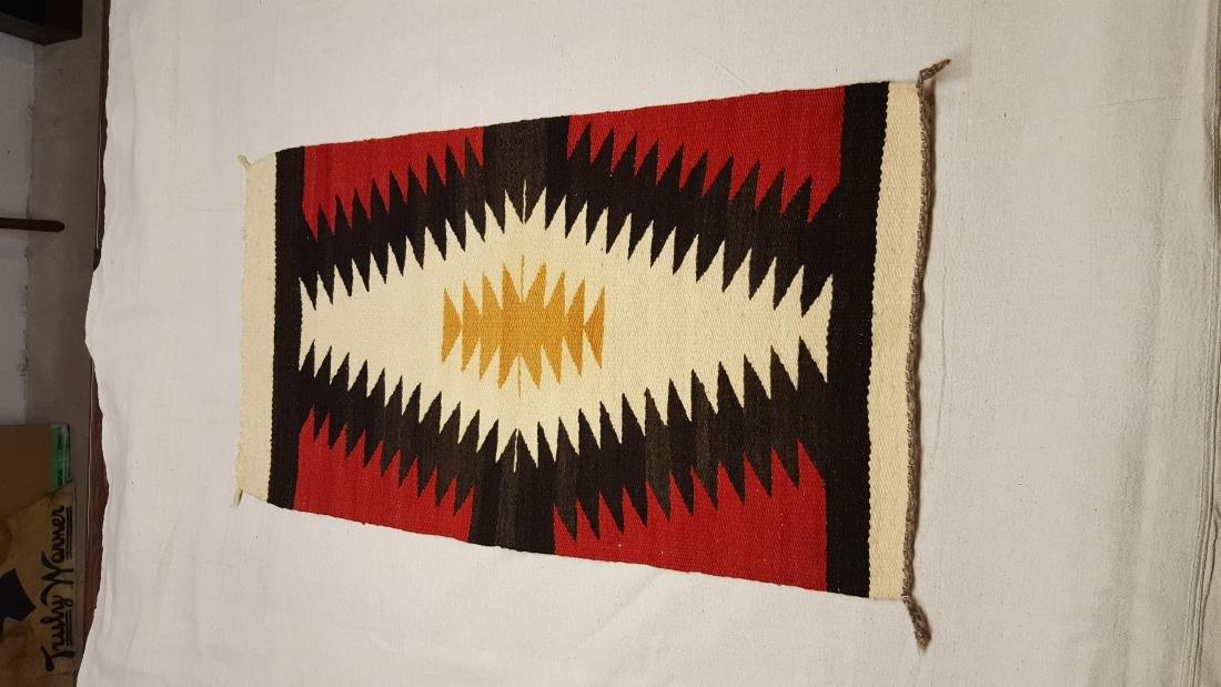 Large Navajo Ganado Throw - 2