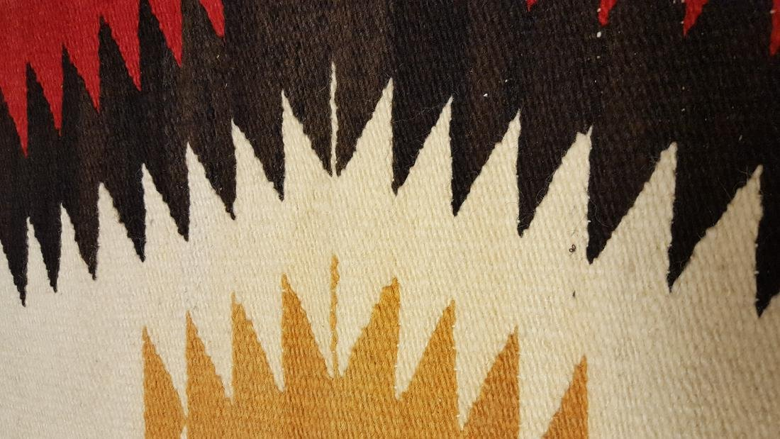 Large Navajo Ganado Throw - 3