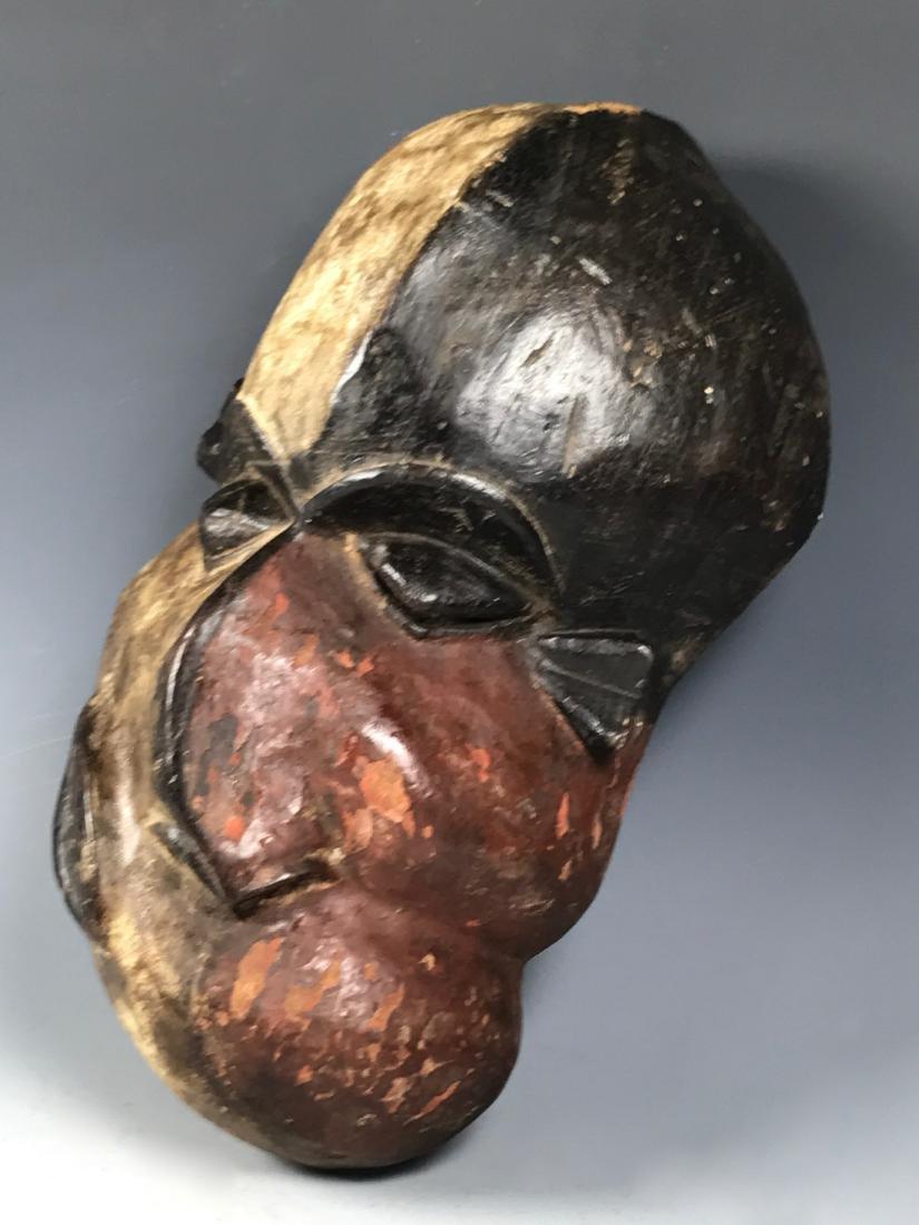 Pende Mask from Democratic Republic of Congo - 2