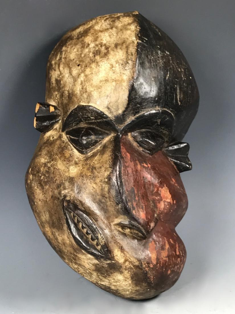Pende Mask from Democratic Republic of Congo - 3