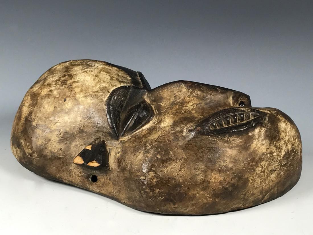 Pende Mask from Democratic Republic of Congo - 4