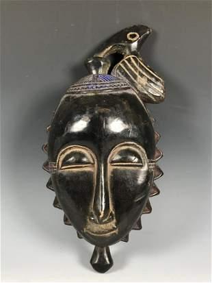 Yaure Mask From Ivory Coast