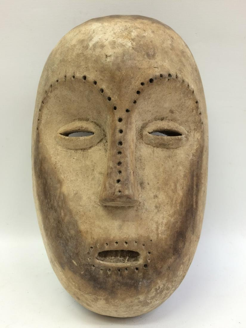 Lega Mask from DRC