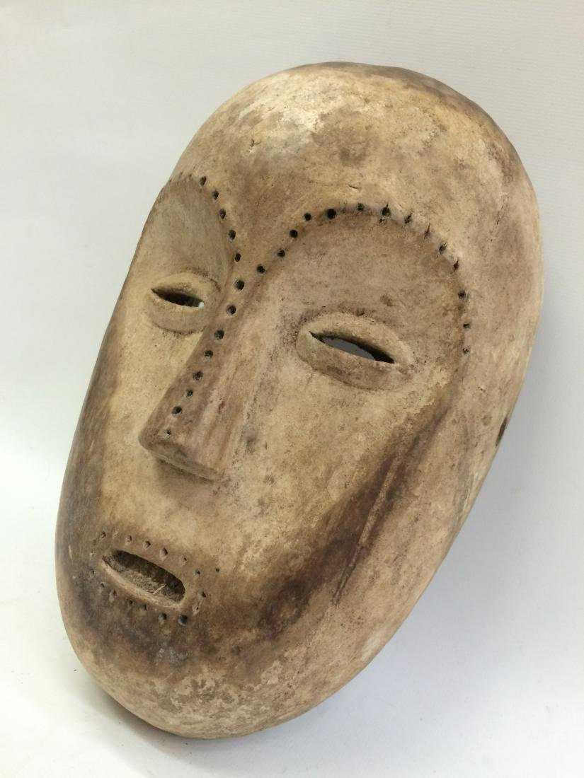Lega Mask from DRC - 3