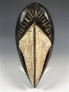 Dan Beak Mask from Ivory Coast