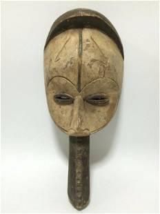 Kwele Mask from Gabon