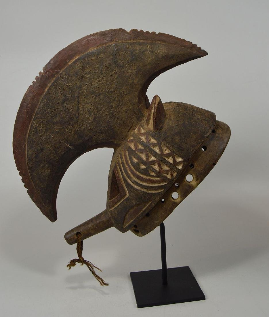 A Fine Mossi African Dance mask - 2