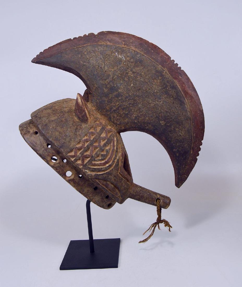 A Fine Mossi African Dance mask - 5