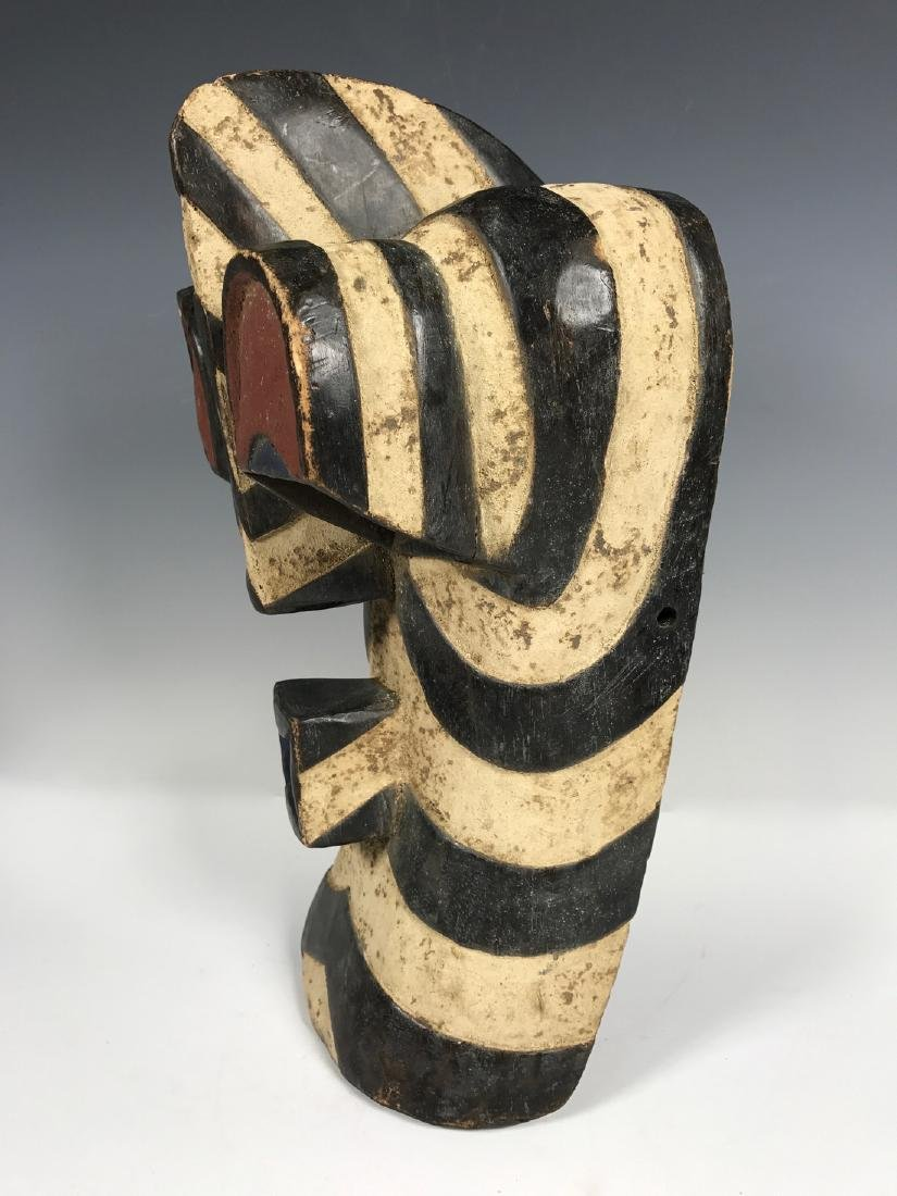 Songye Mask from Democratic Republic of Congo - 2