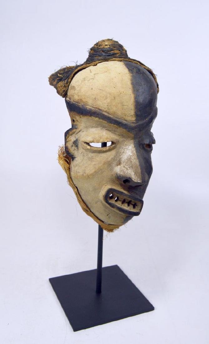 A Pende Mbangu Illness mask, African Art