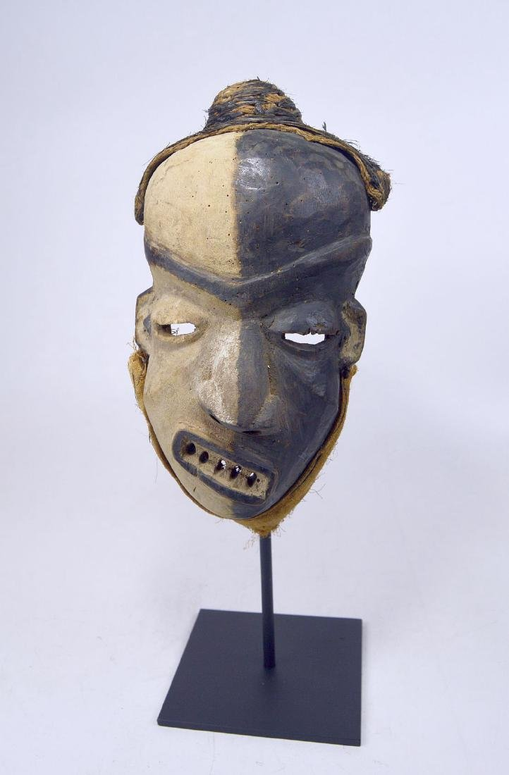 A Pende Mbangu Illness mask, African Art - 4