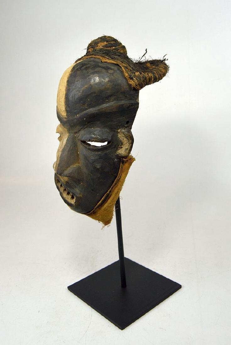 A Pende Mbangu Illness mask, African Art - 5