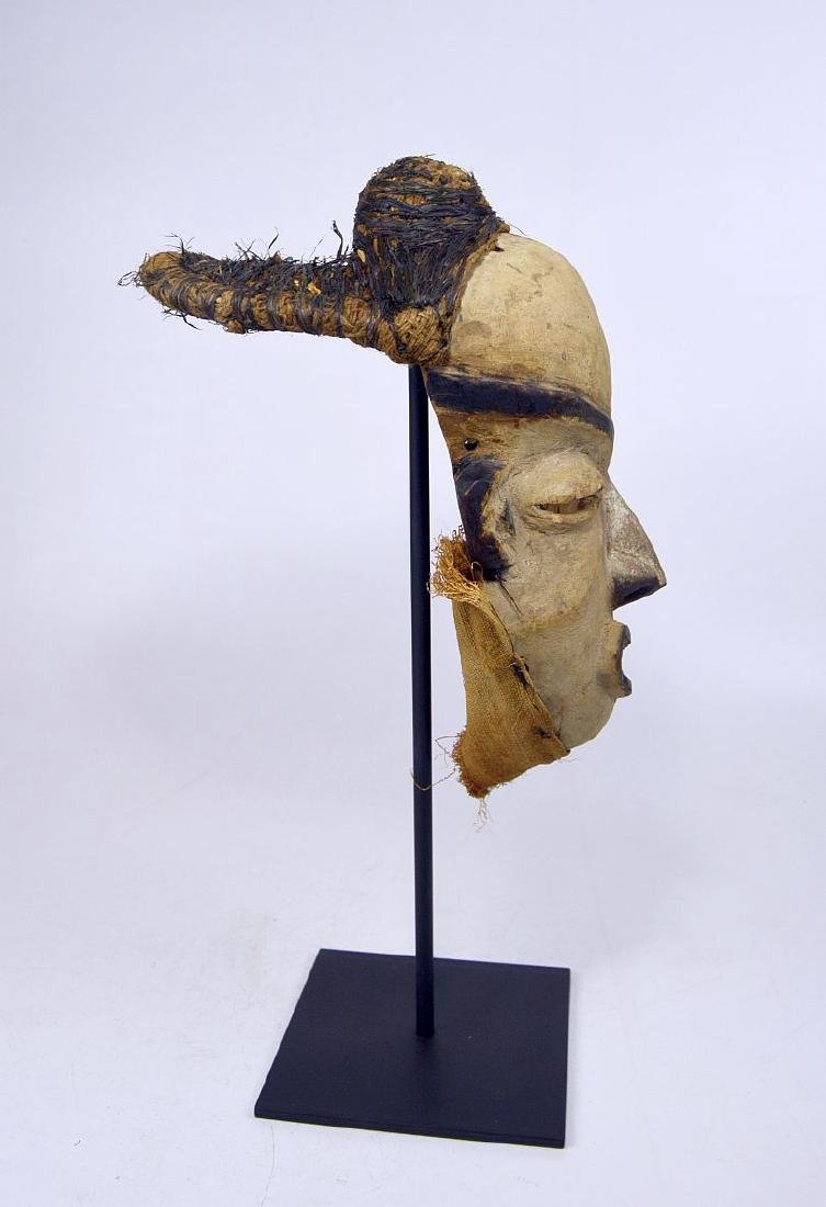 A Pende Mbangu Illness mask, African Art - 6