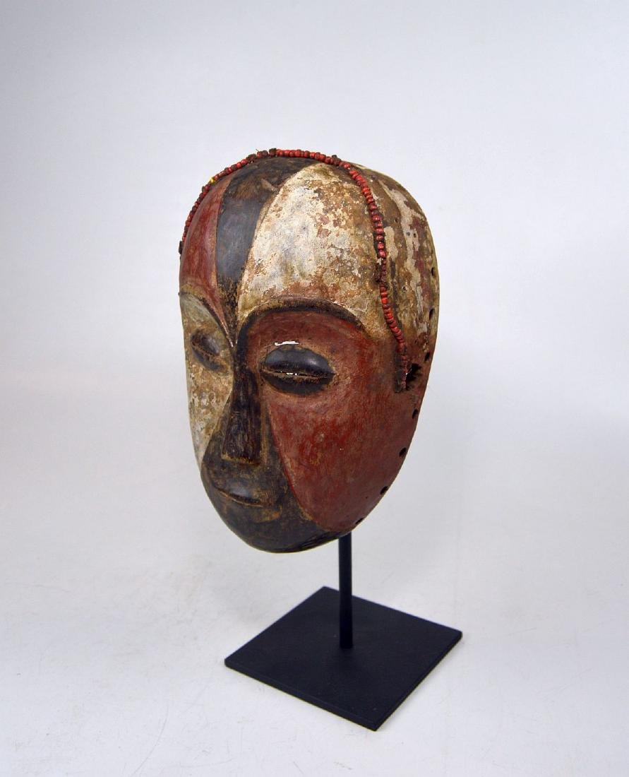 Old Galoa African mask, African Art - 2