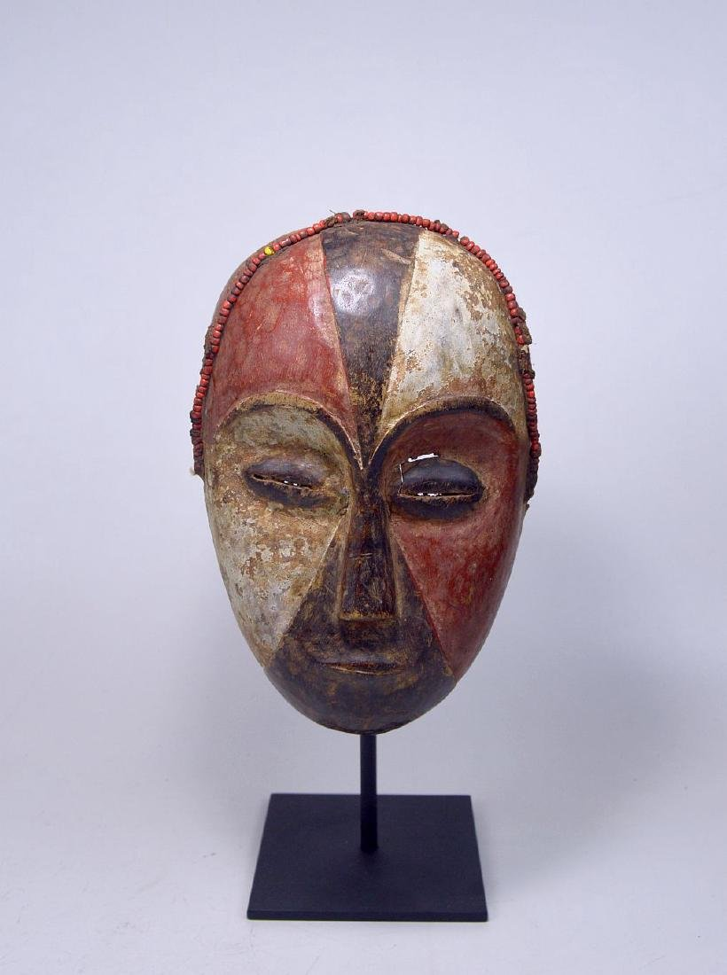 Old Galoa African mask, African Art - 3