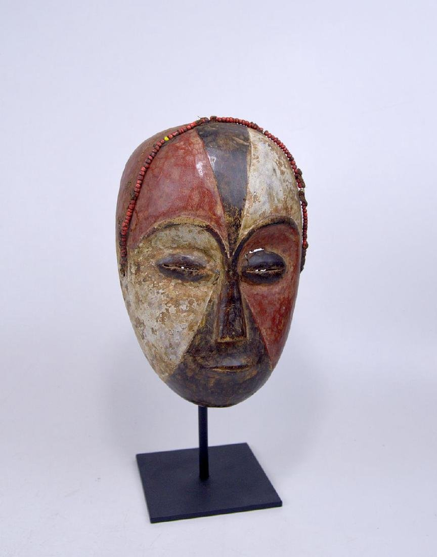 Old Galoa African mask, African Art - 4