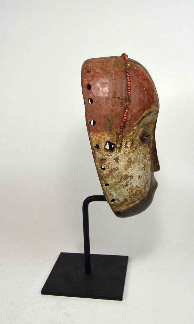 Old Galoa African mask, African Art - 5